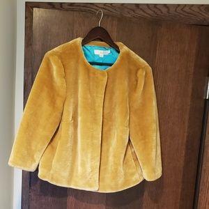 Faux Fur Beautiful Boden Top Coat